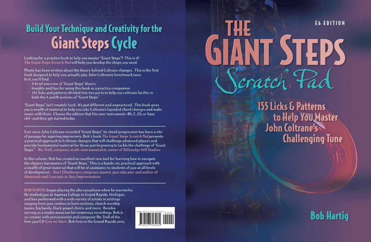 The Giant Steps Scratch Pad: NOW PUBLISHED!
