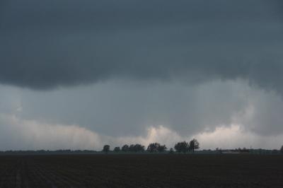 Multiple Vortex Tornado