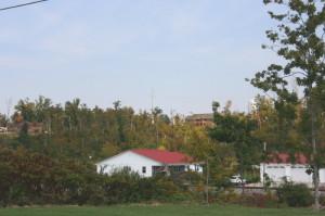 Henryville Hillside